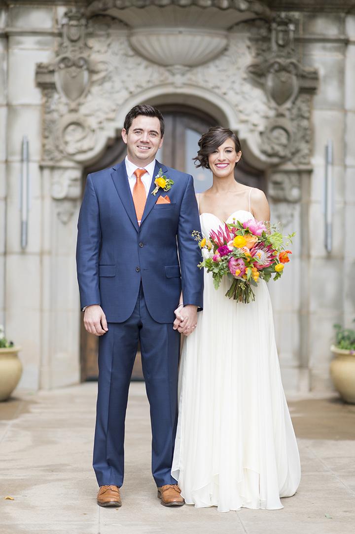 Fiesta Wedding | Ely Fair Photography | Gather Events Planning | Florals by Juniper Designs | Ambassador Hotel Wedding