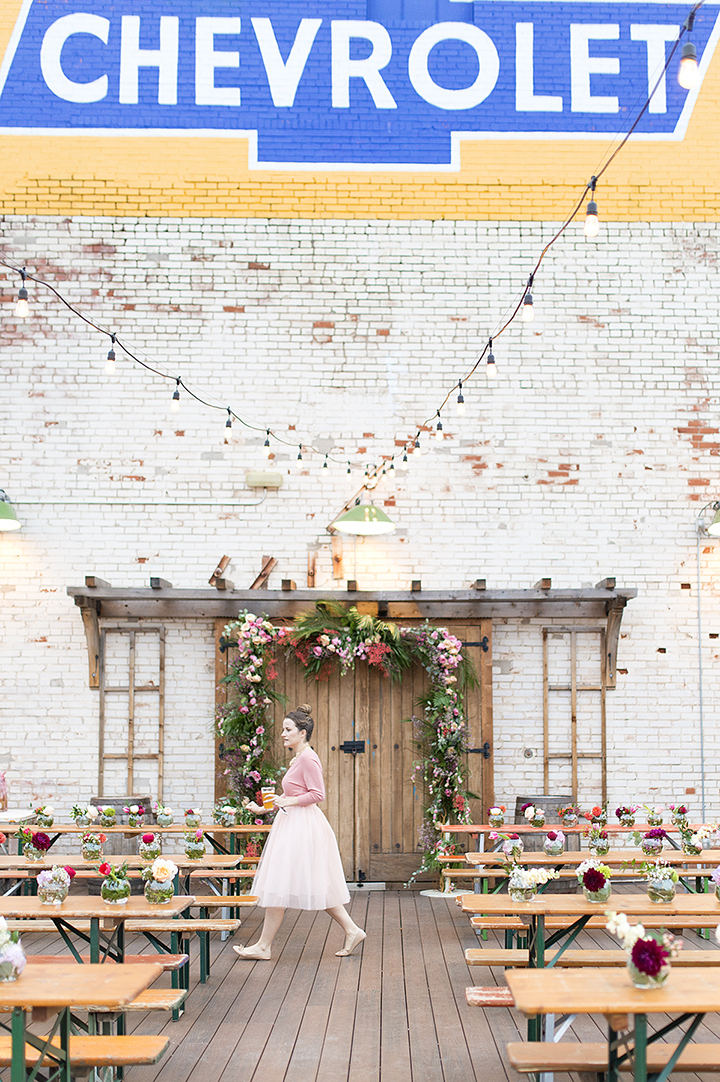 Ely Fair Photography © | Rooftop Wedding at Plenty Mercantile