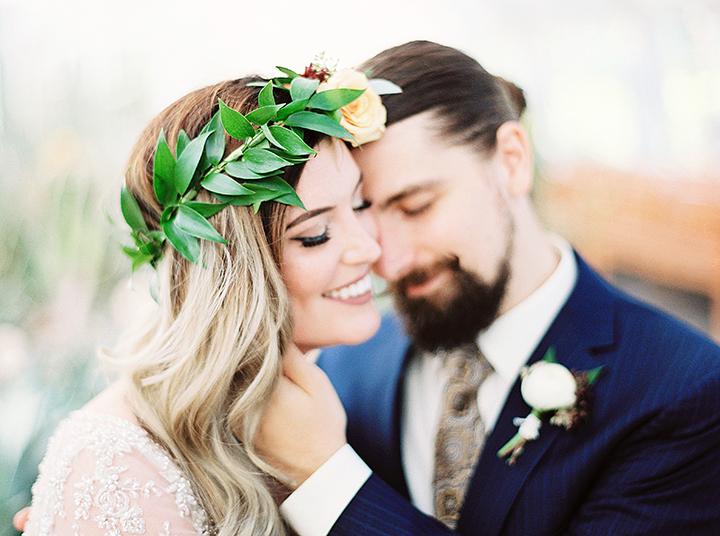 Ely Fair Photography | Greenhouse Wedding | Oklahoma City | Fall Wedding Inspiration
