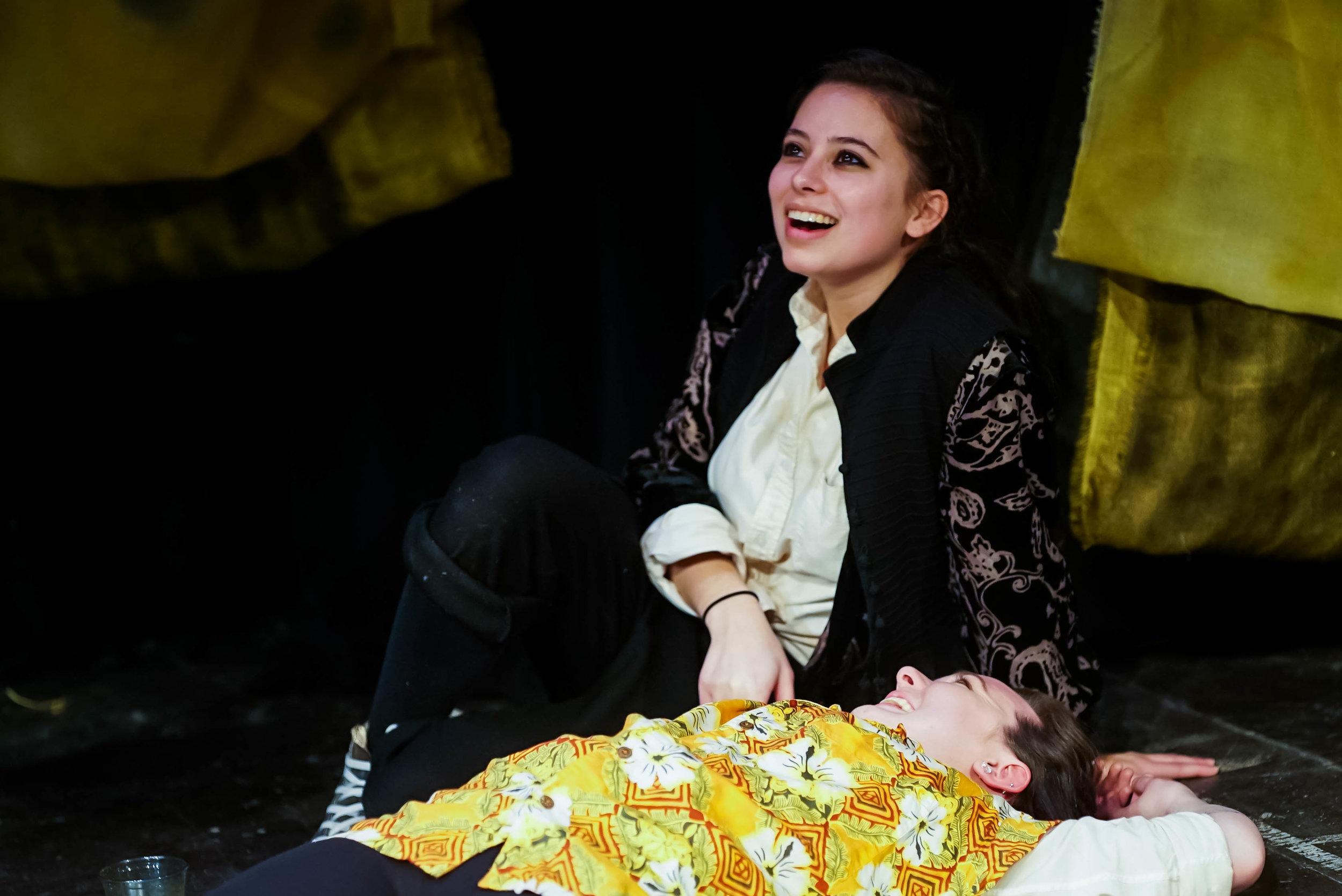 Shakespeare Dice: Twelfth Night  Dacha Theatre, 2017