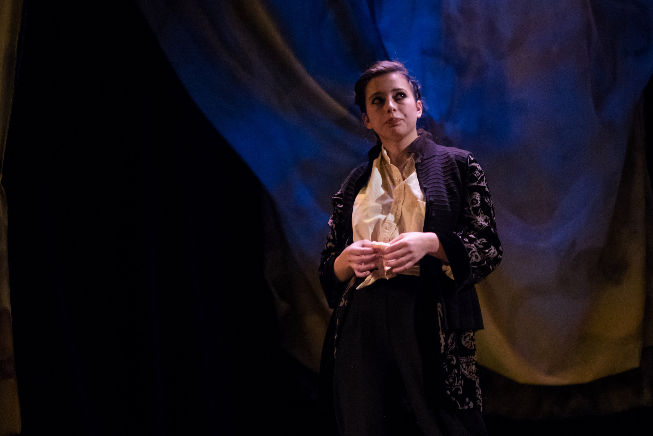 Shakespeare Dice: Twelfth Night photo: Tom Ciaburri