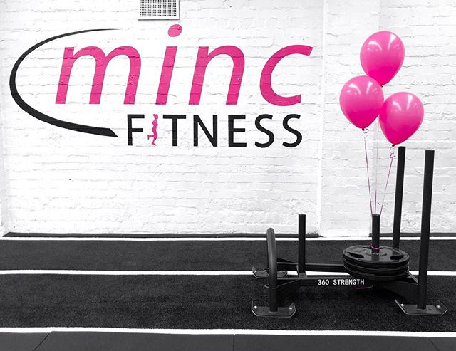 We're turning 1 🥳🗓SAT 13th APRIL . To celebrate, we are opening the studio for a morning of free classes, food, music & giveaways 🏃🏼‍♀️🎈🏋🏼‍♀️ . Like all of our classes, this event is for all females, all ages & all fitness levels 👯‍♀️💓 . Book online to secure your spot in 1 (or more) of our sessions on the day! Link to our website in bio xx #openday