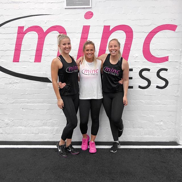 1️⃣🎂💓 #openday #mincfitnessgeelong