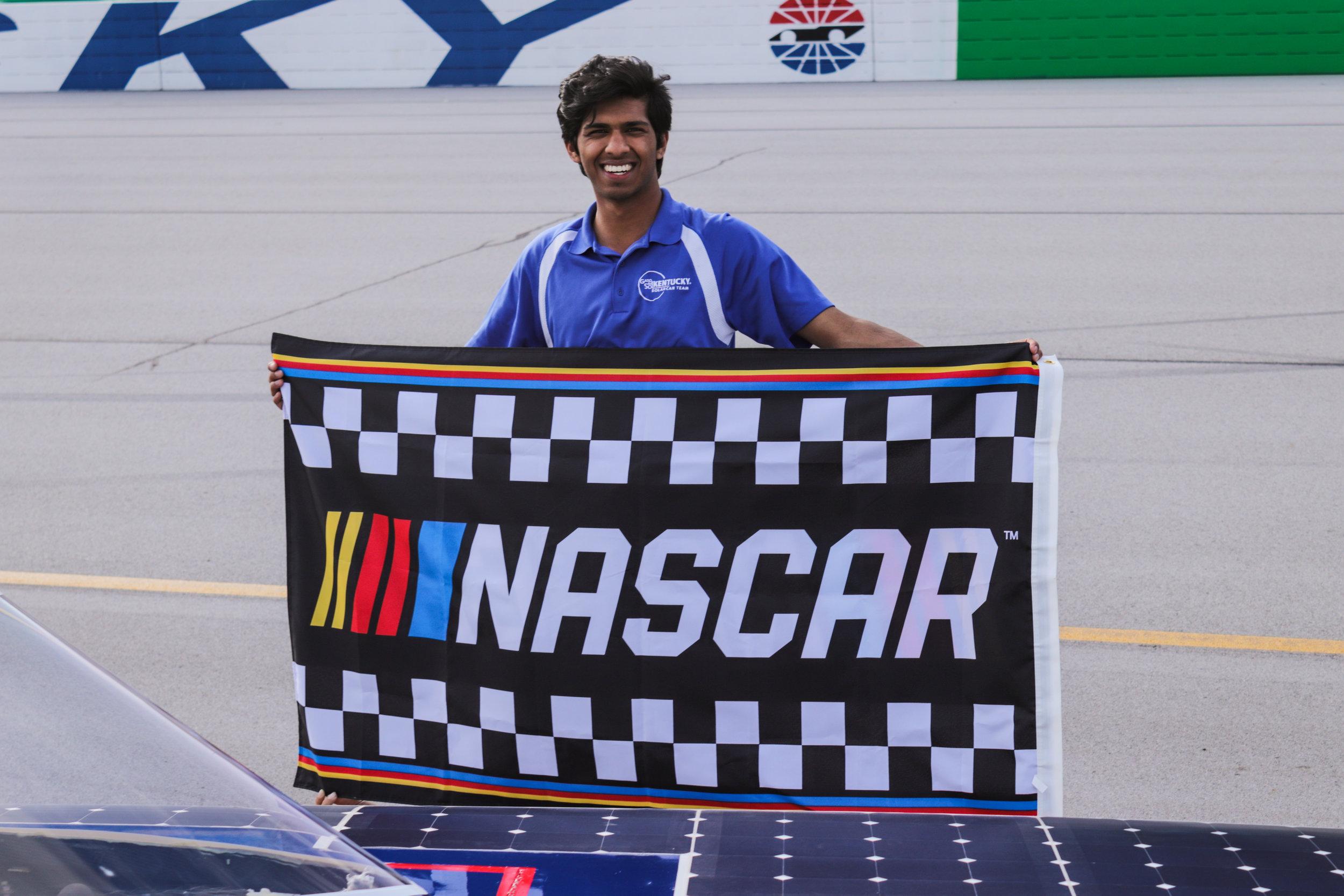 NASCAR R&D
