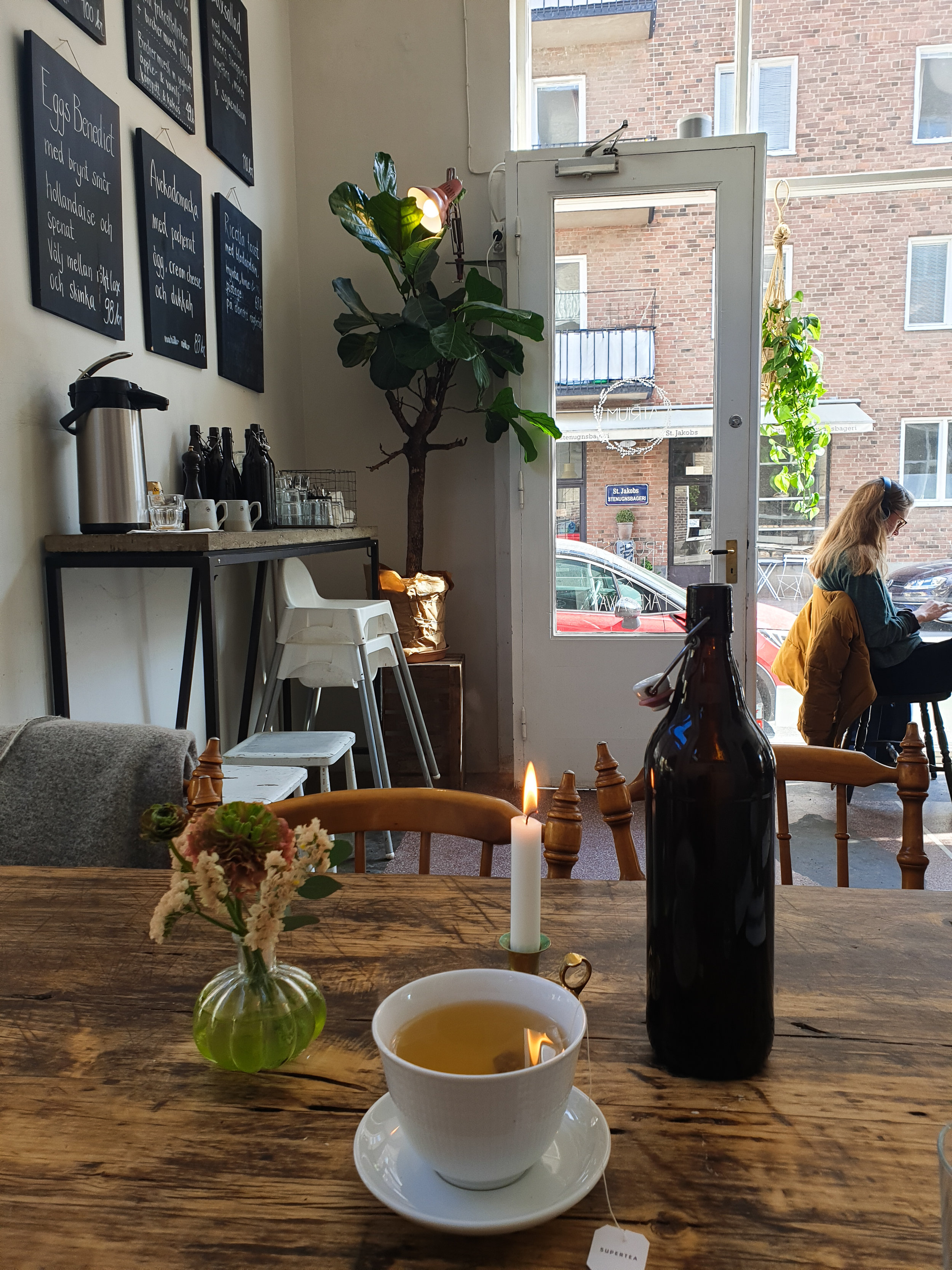 Atrium is definitely a must stop while looking for a breakfast or brunch in Malmö.