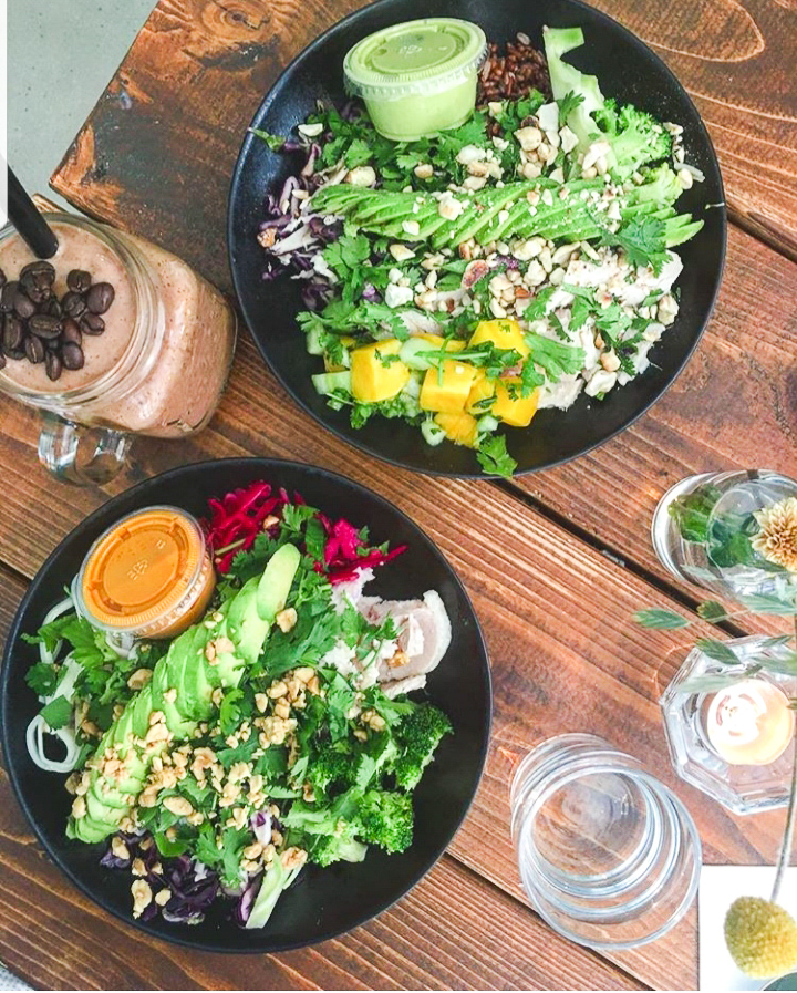 Avokado is one of my absolute favourite places for breakfast or brunch in Malmö.