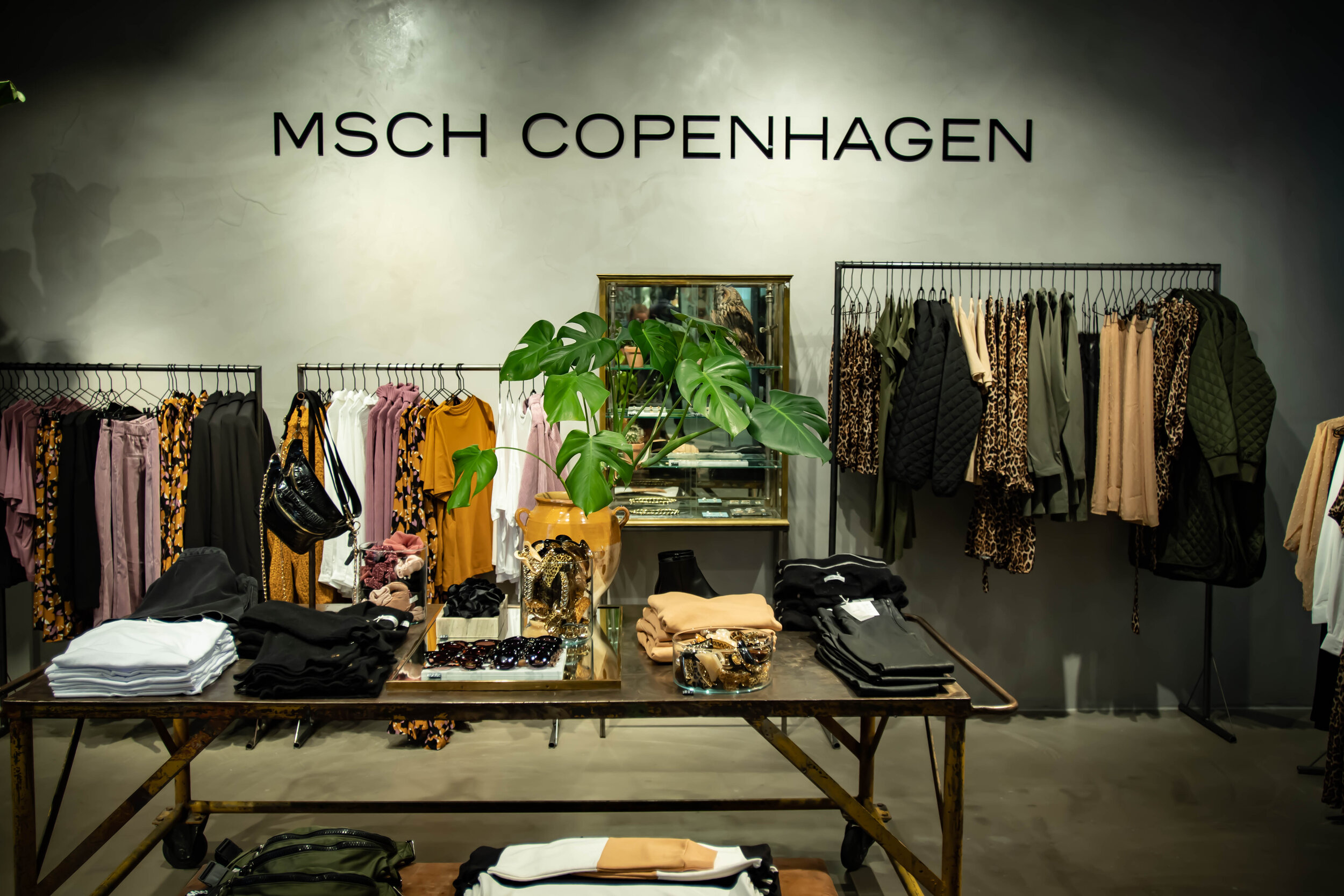 Copenhagen shopping is a great experience.