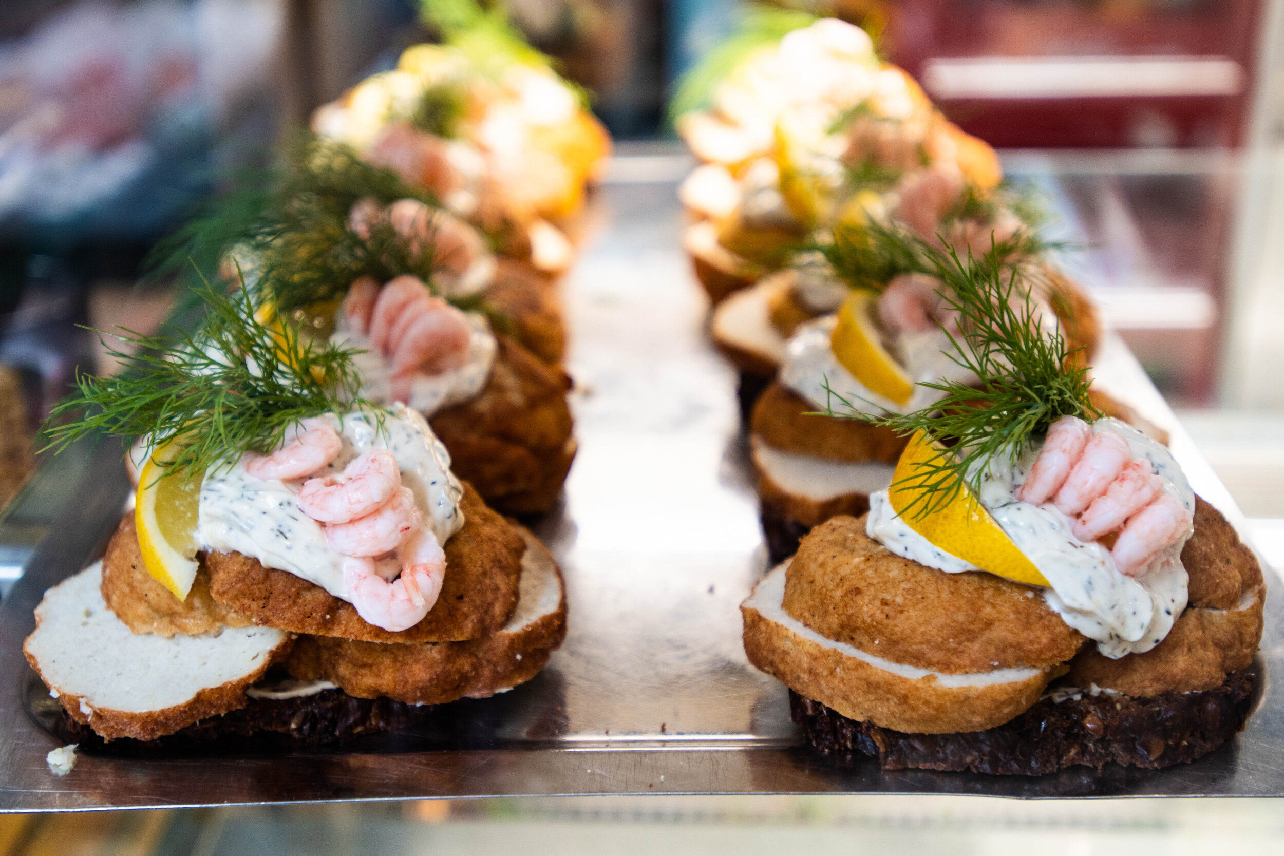 If nothing then gastronomy is the reason to visit Copenhagen.