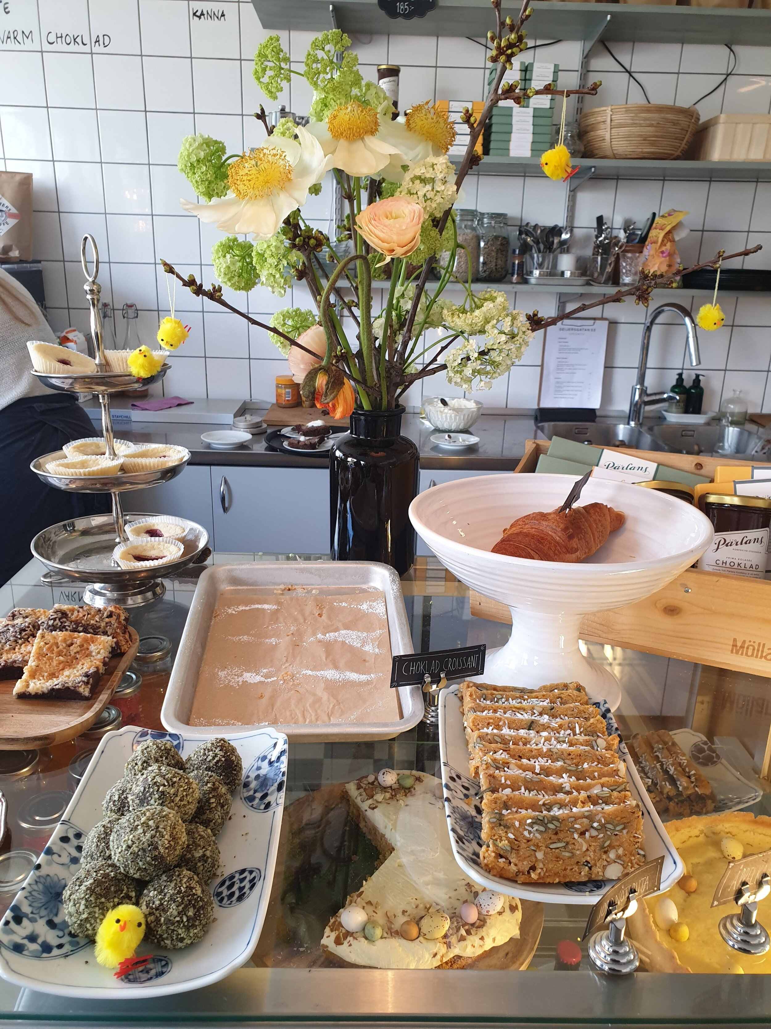 So much to choose from for your breakfast or brunch while in Malmö.
