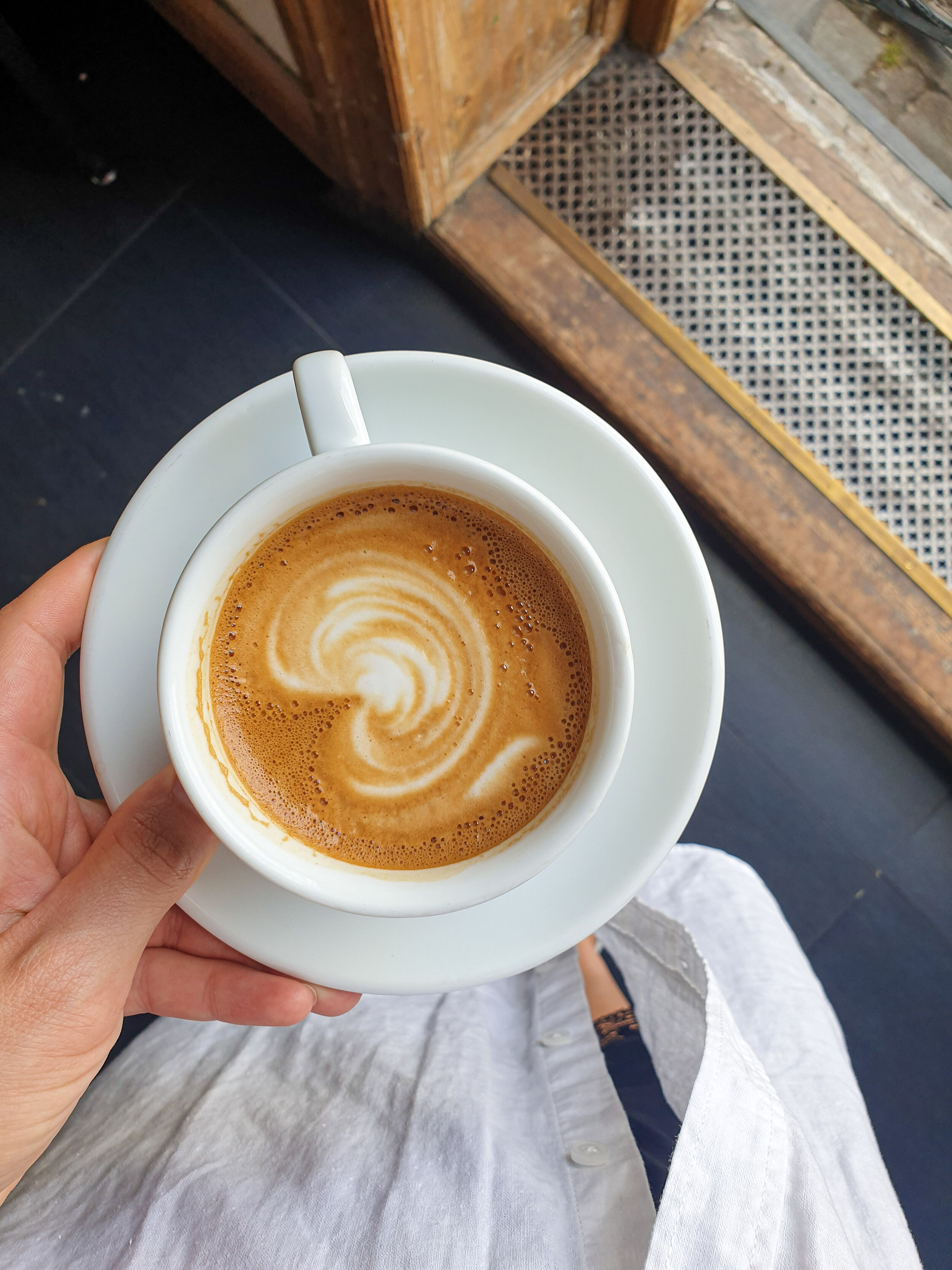 Get yourself a great coffee in Solde while staying in Malmö.