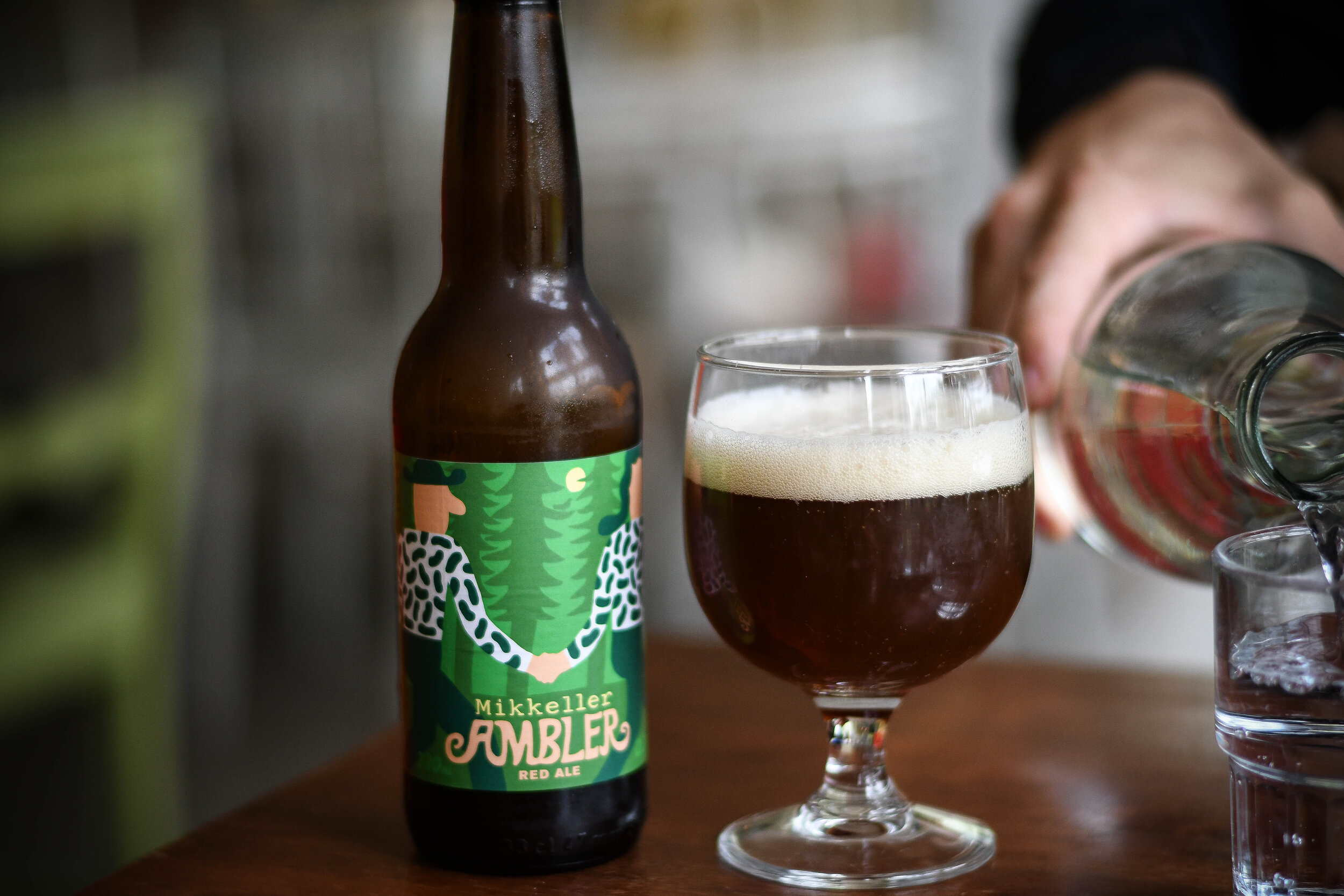 Beer lovers? Make yourself a favour and visit Copenhagen's Mikkeller bear production. For sure try one, or two, or more.