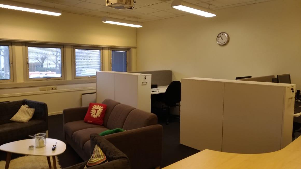 Laget Office in Stavanger