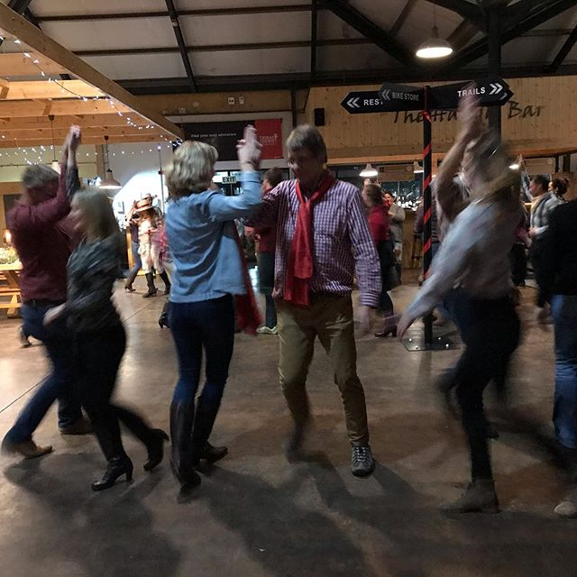 What a fabulous evening at a fabulous venue! A birthday party at Trail's End in Grabouw. Having a blast! #westernthemeparties #interactivefun #shoolfunctions #endofyearfunction #churchfunction #barndance #linedancing #somethingdifferent #corporateevents #heelandtoedosiedo #carolineblundell #barndancequeen #capetownevents #familyfun #dadsanddaughters #mothersanddaughters #funforallages #birthdayparty #swingyourpartner #celebration
