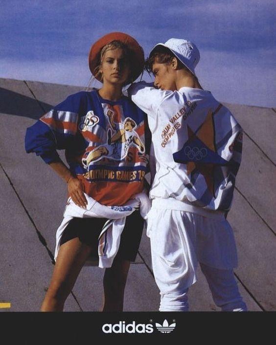 80's Adidas