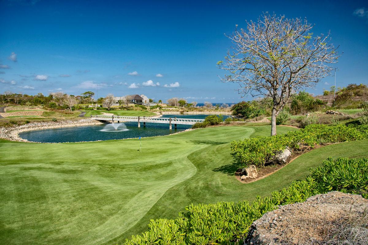 Course — Bukit Pandawa Golf & Country Club · Unforgettable Bali ...
