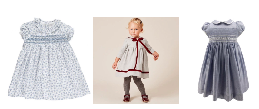 The perfect frock - handmade smocked dresses