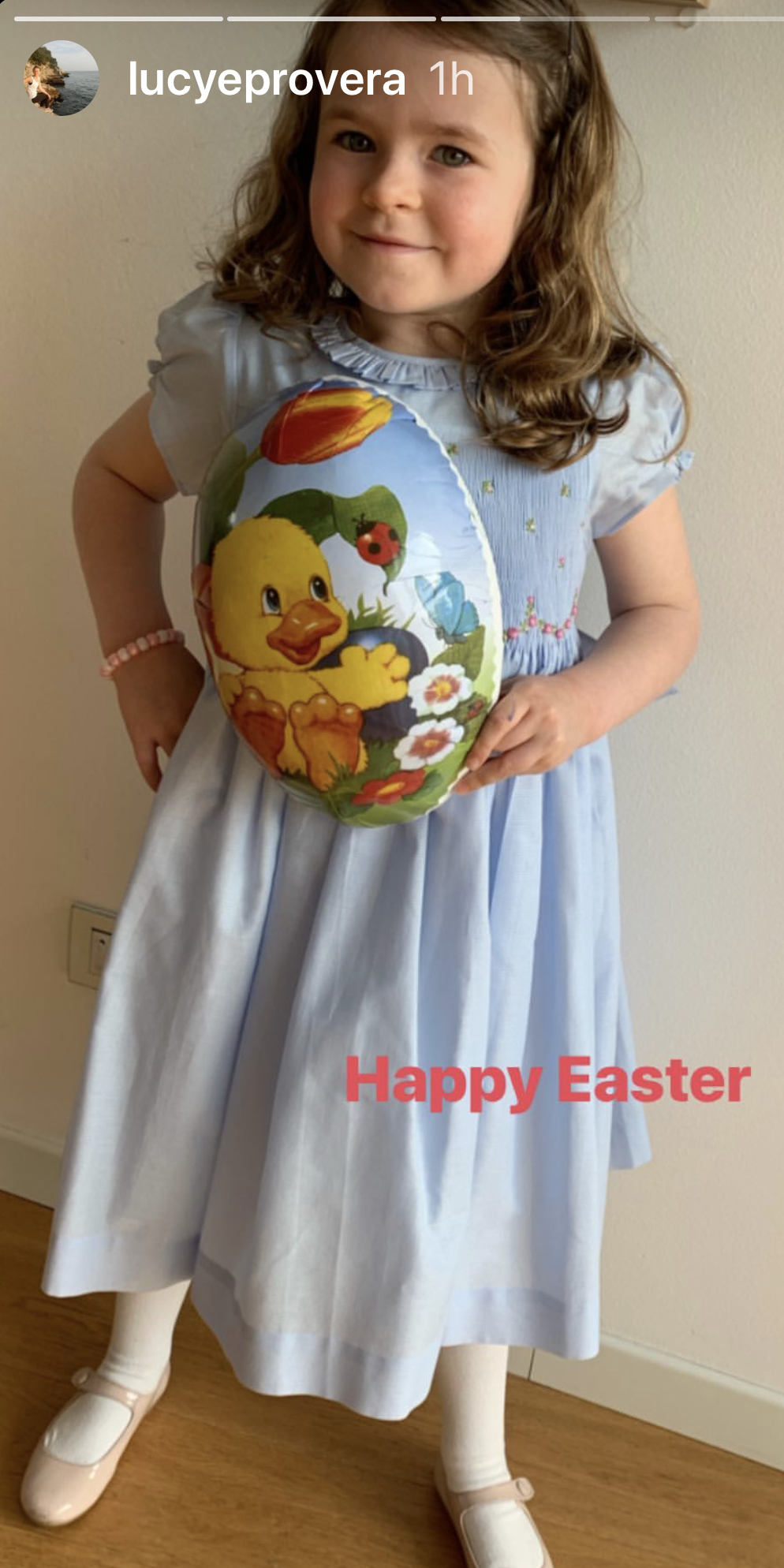 classic chic smocked dress easter light blue summer