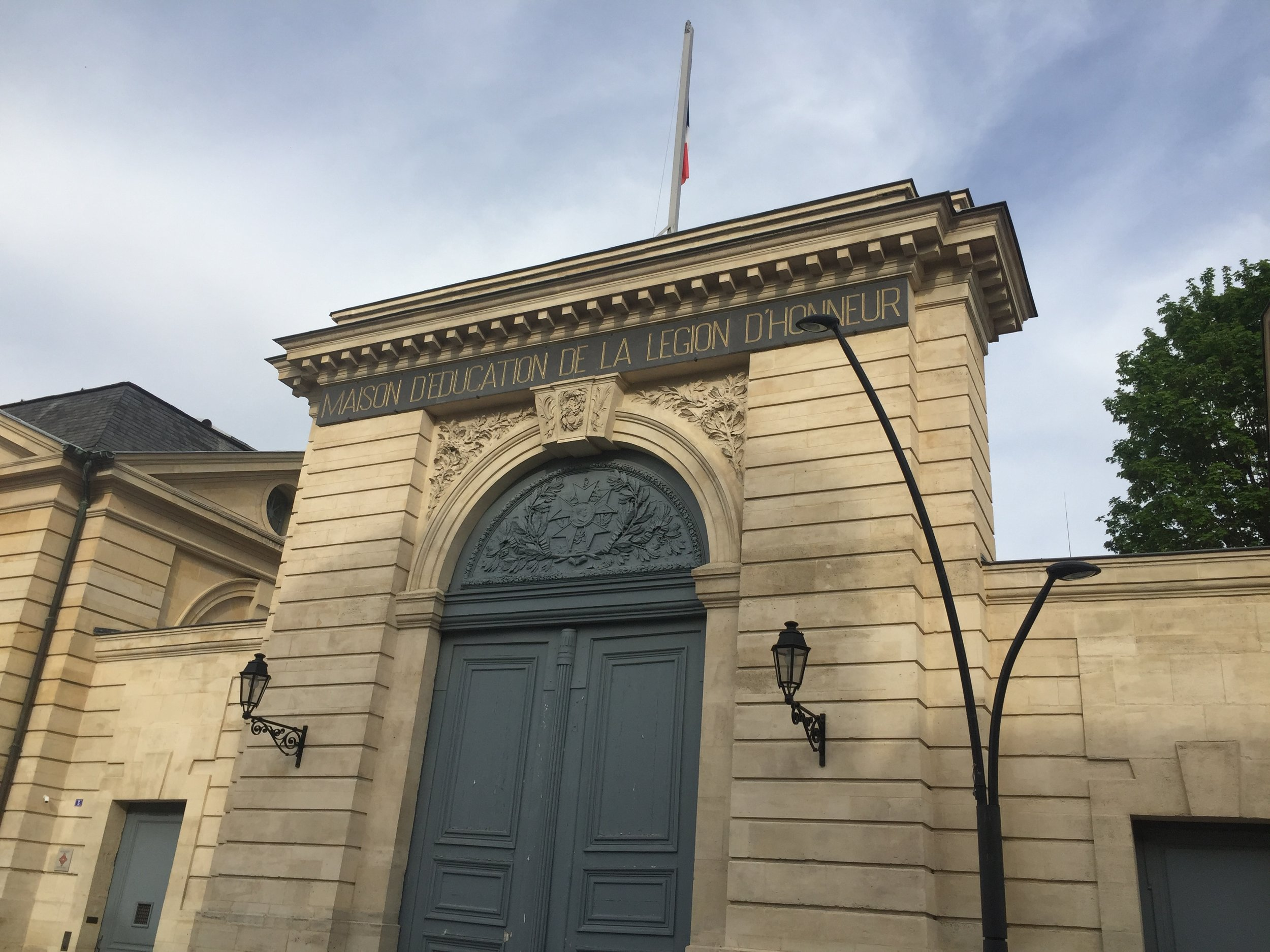 Maison d'éducation de la Légion d'honneur - visit Paris with kids