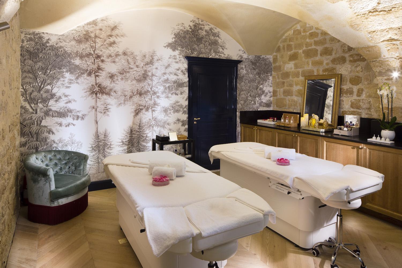 Guerlain spa - double room