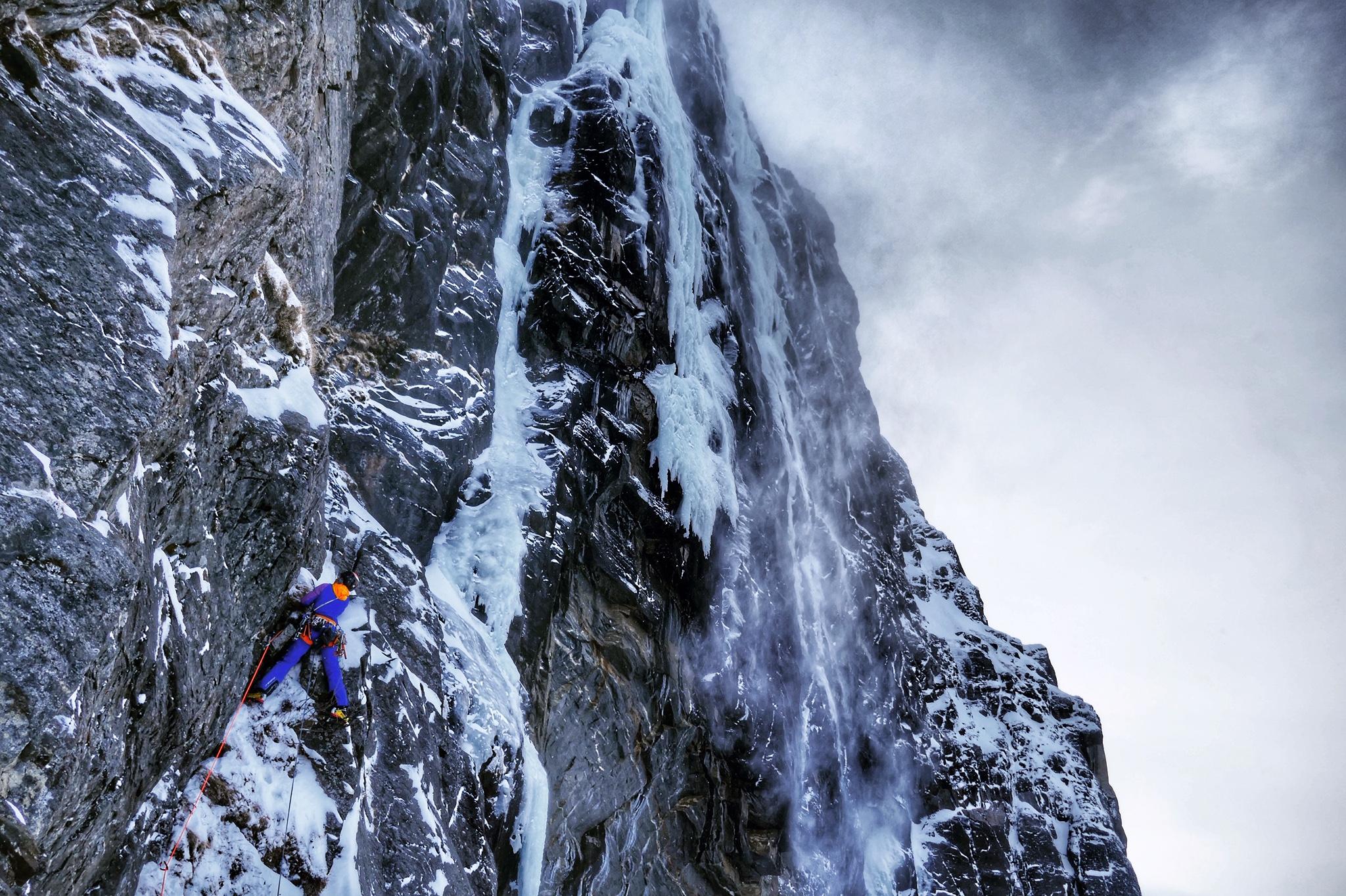 Heike Schmitt in action - Picture by Matthias Scherer