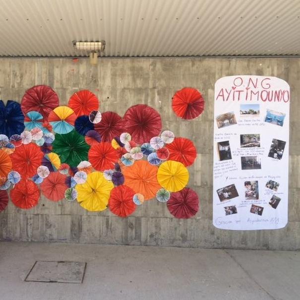 EN CASA - Organiza un evento solidario