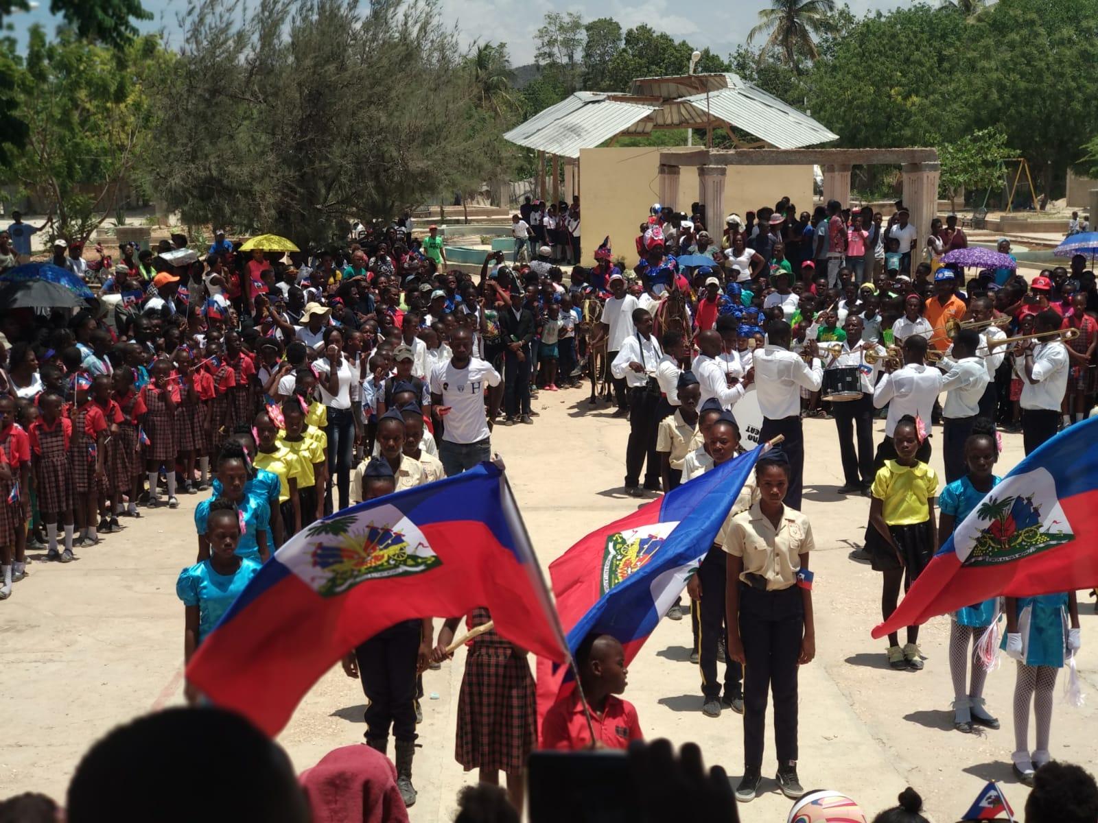Día de la Bandera Haitiana