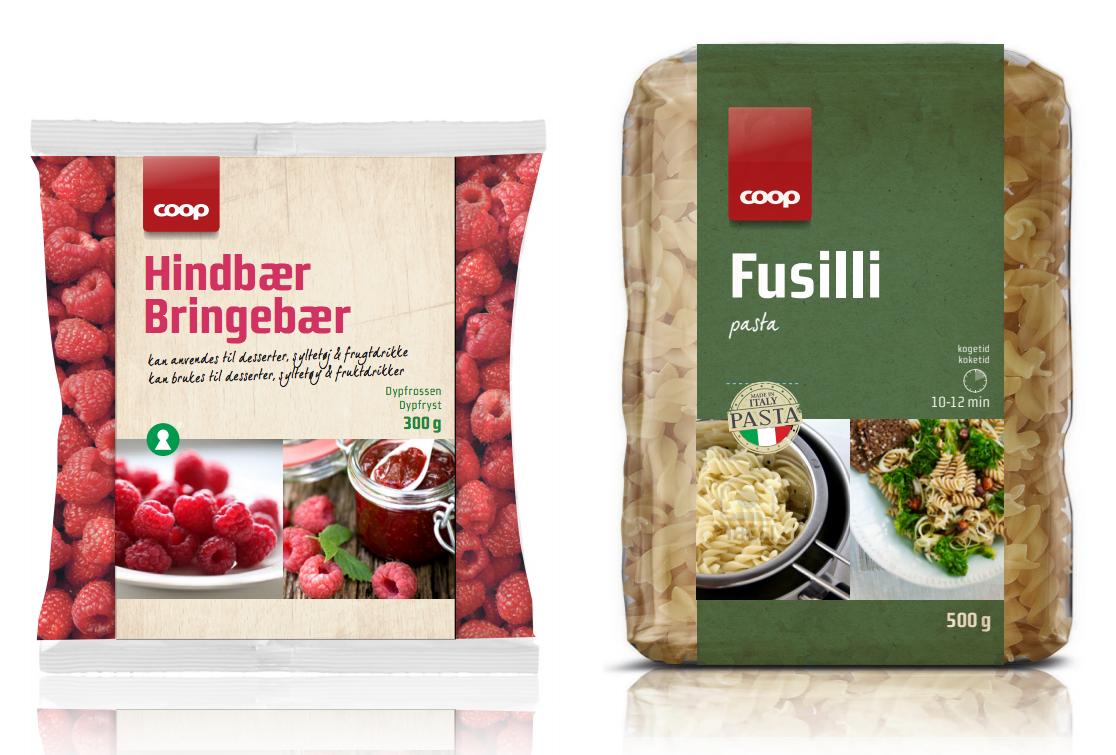 Emballage design -