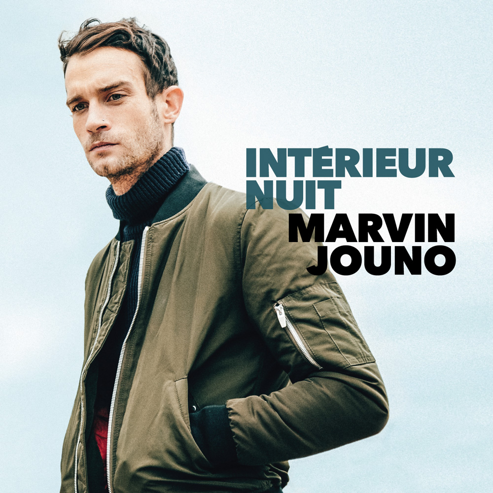 Marvin Jouno 1er album Interieur Nuit