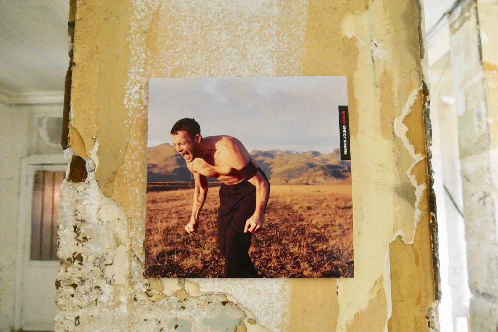 Marvin Jouno - extrait du clip Danse!