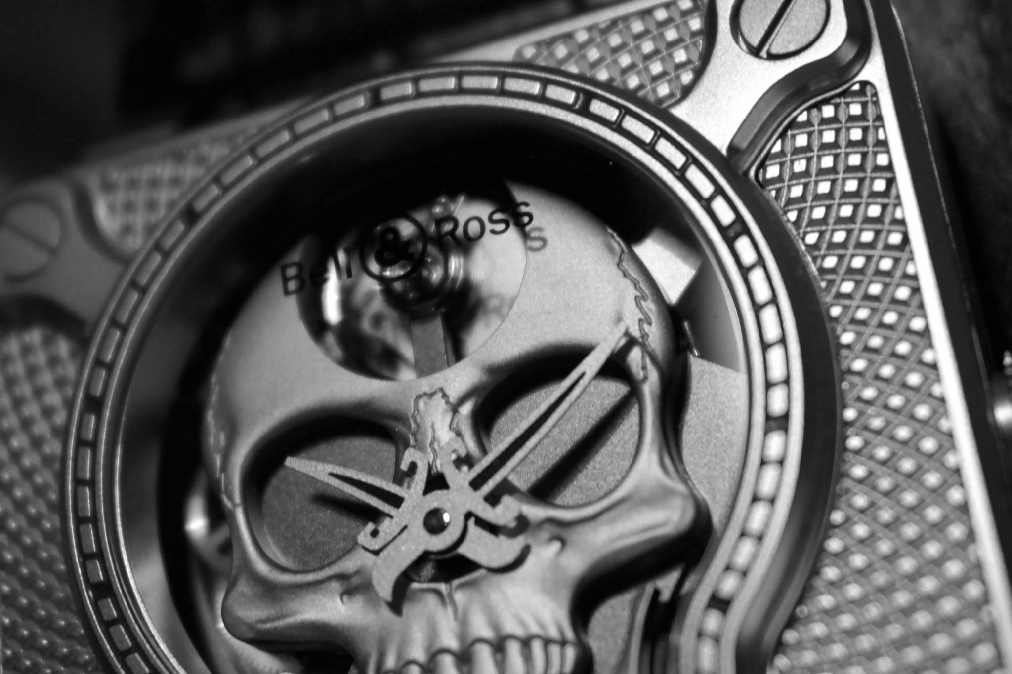 Bell & Ross sine klokker har fire grunnleggende prinsipper: lesbarhet, funksjonalitet, presisjon og pålitelighet. -