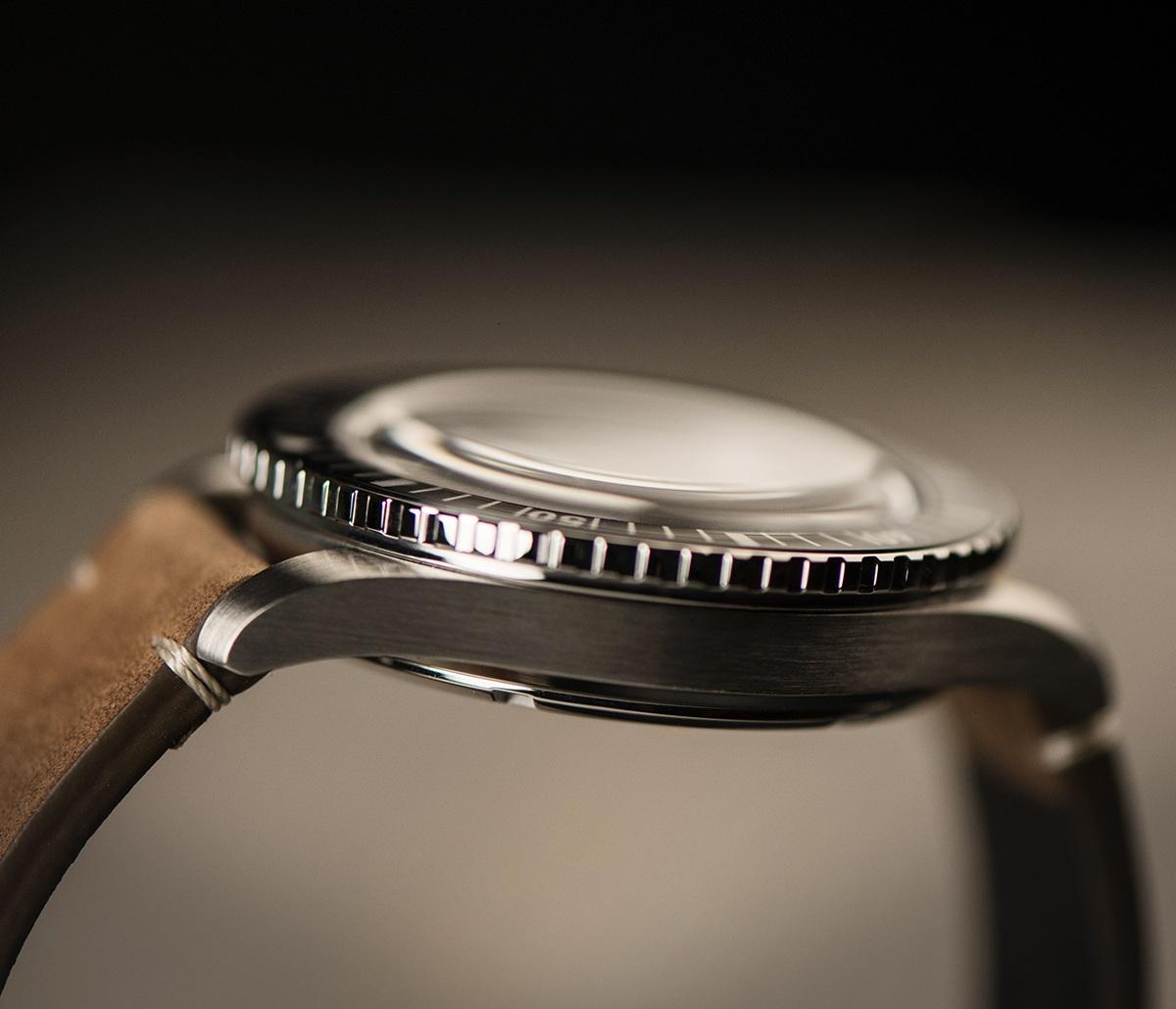 Skilpaddeskallet symboliserer robusthet og holdbarhet – egenskaper som er felles for alle Certina klokker – uten unntak. -