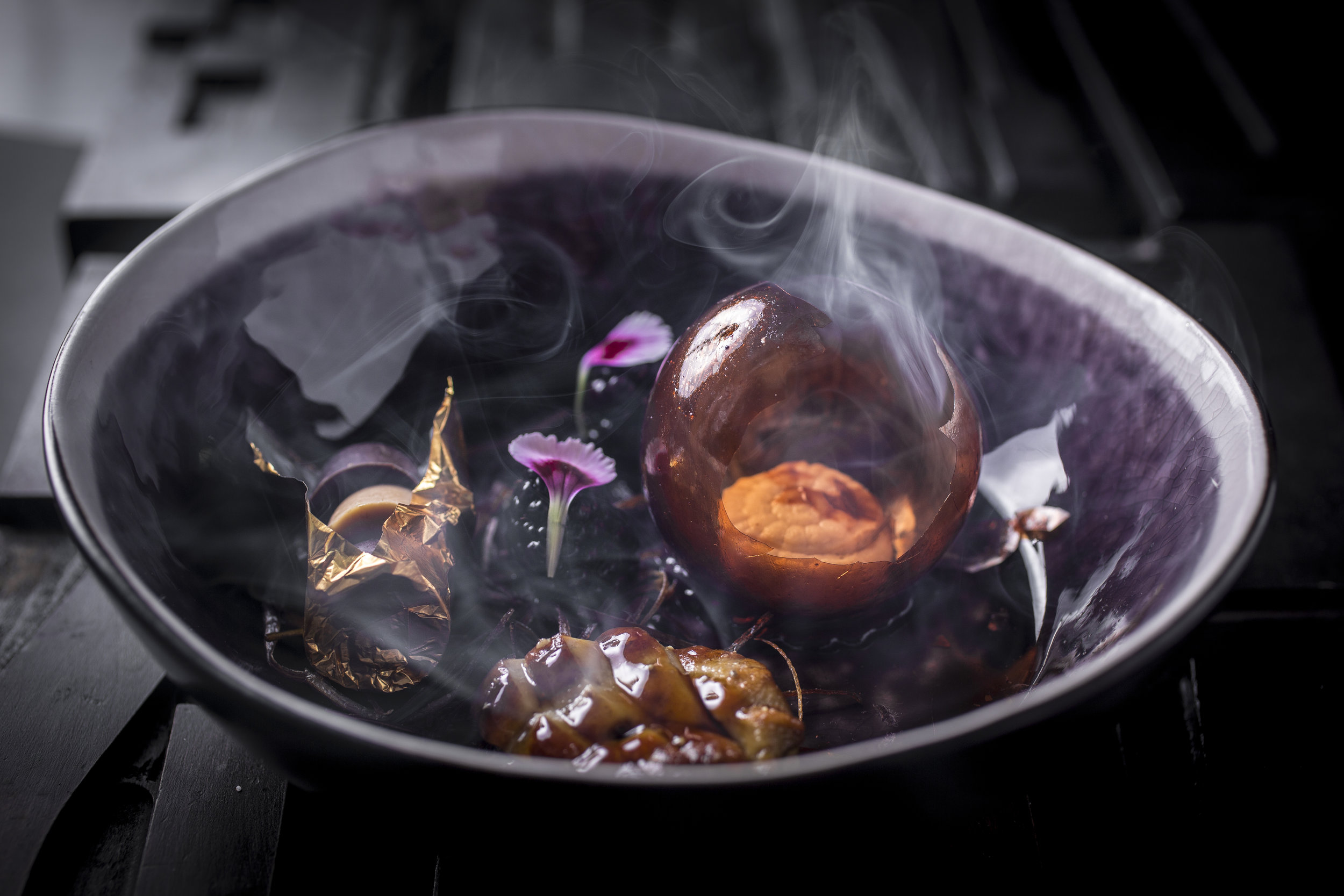 Stefan van Sprang | Foie gras en chocolade