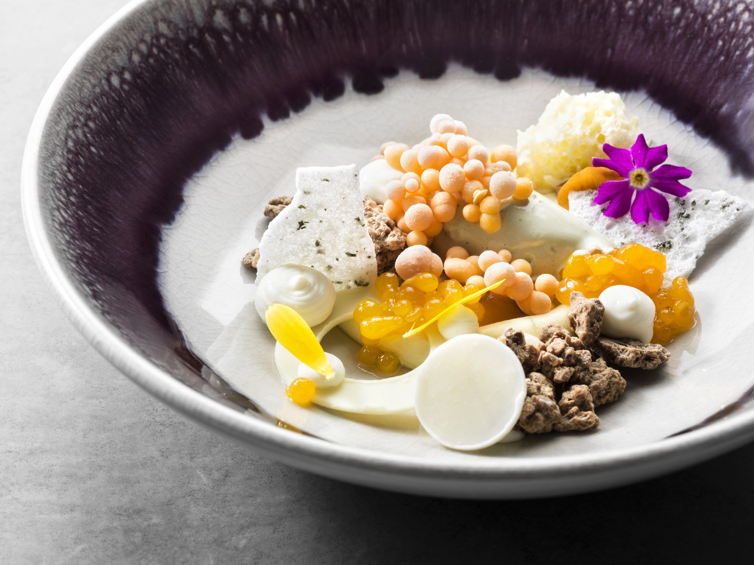 Marcel van Lier | Kwark, duindoornbos en witte chocolade