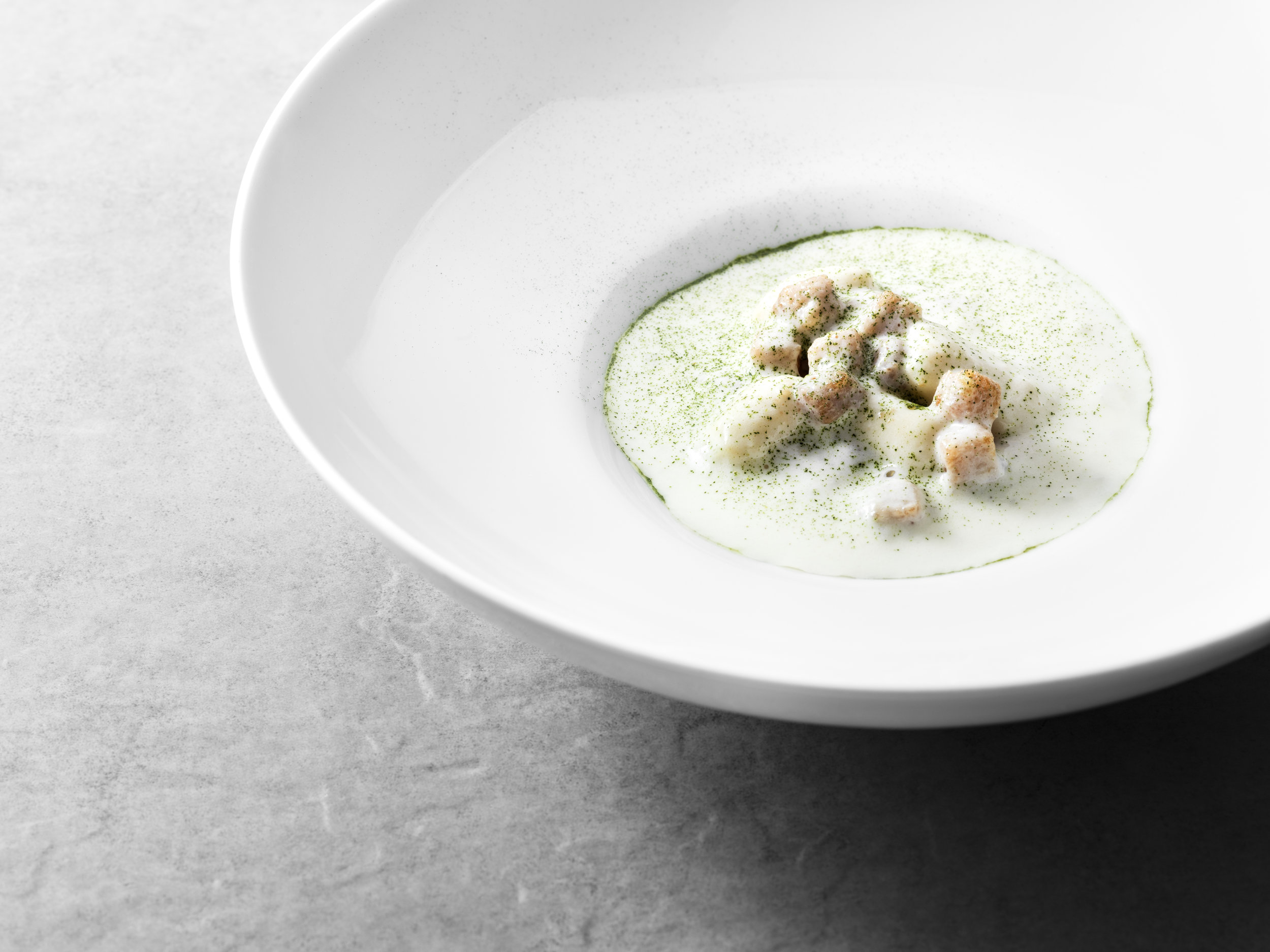 Jan Sobecki | Gnocchi, mollasse, tomaat, basilicum en parmezaan