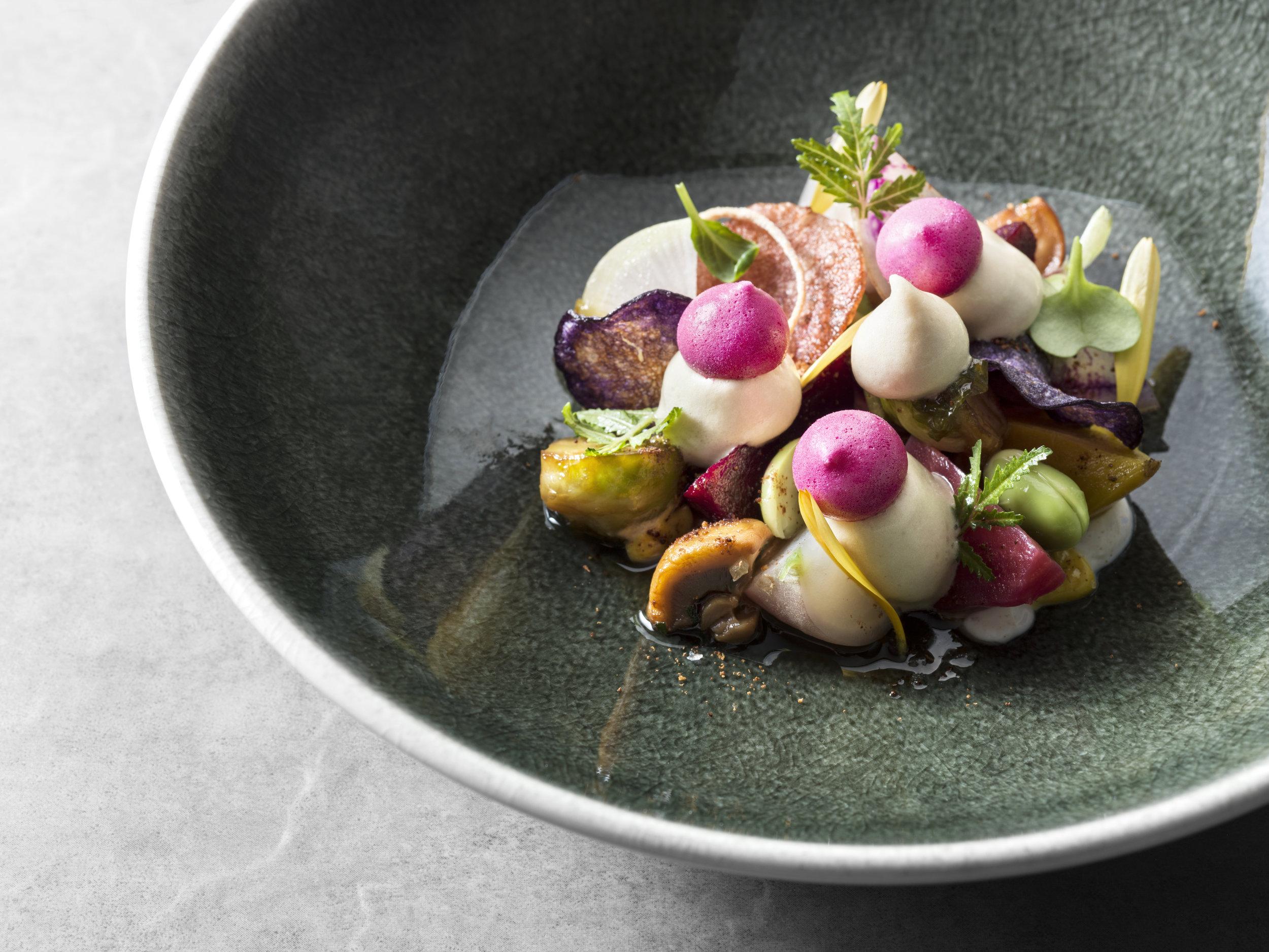 Jan Sobecki | Groenten: bietjes, raapjes, steranijs en rouille