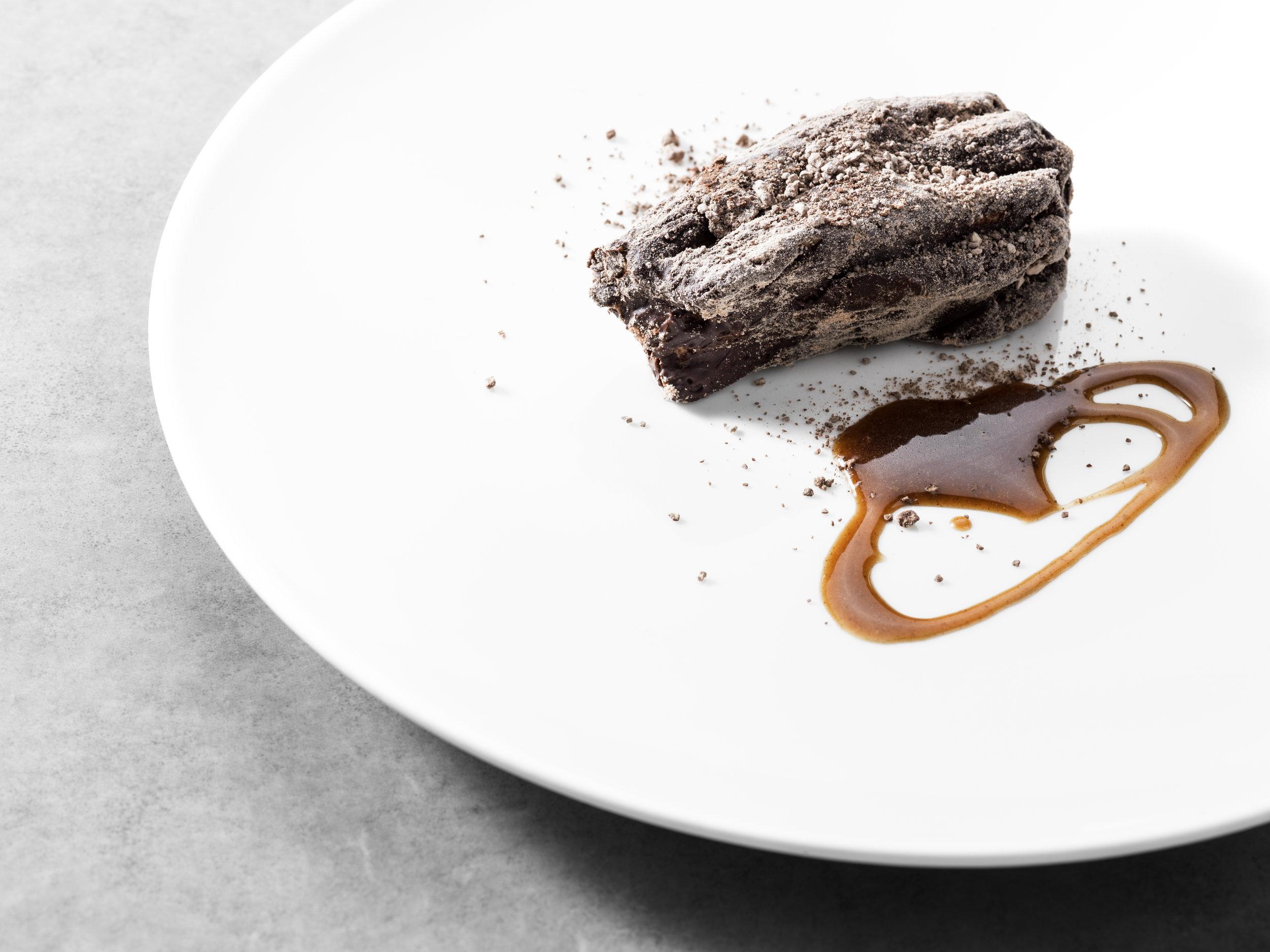 Bas van Kranen | Vacherin Mont d'Or, hazelnoot en zuurdesem