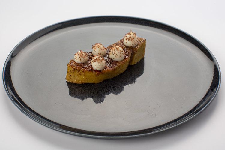 Dennis Kuipers | Eendenlever - karamel, amandel, Sakura, cusco chuncho 100% chocolade