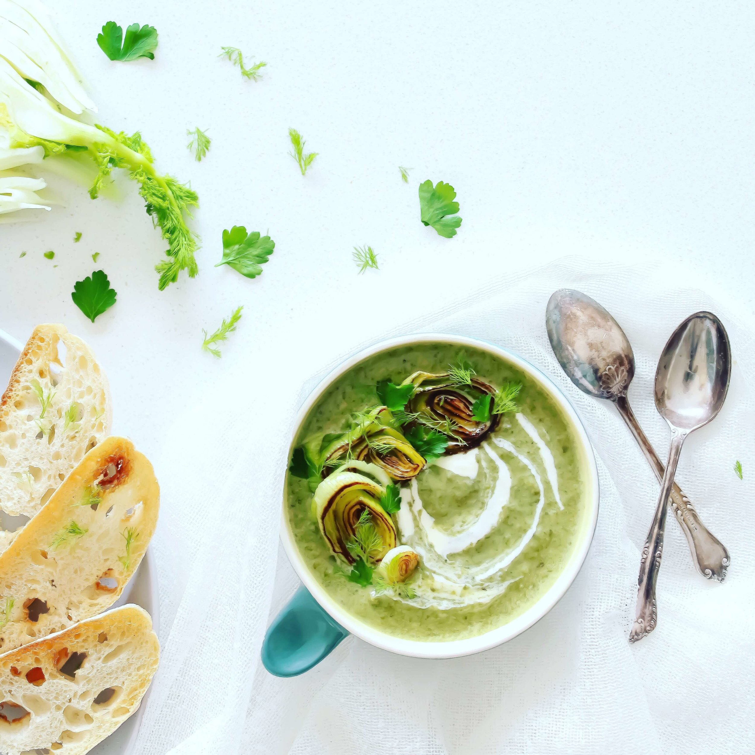 Food By Annabel - Content Creation Simple Soup