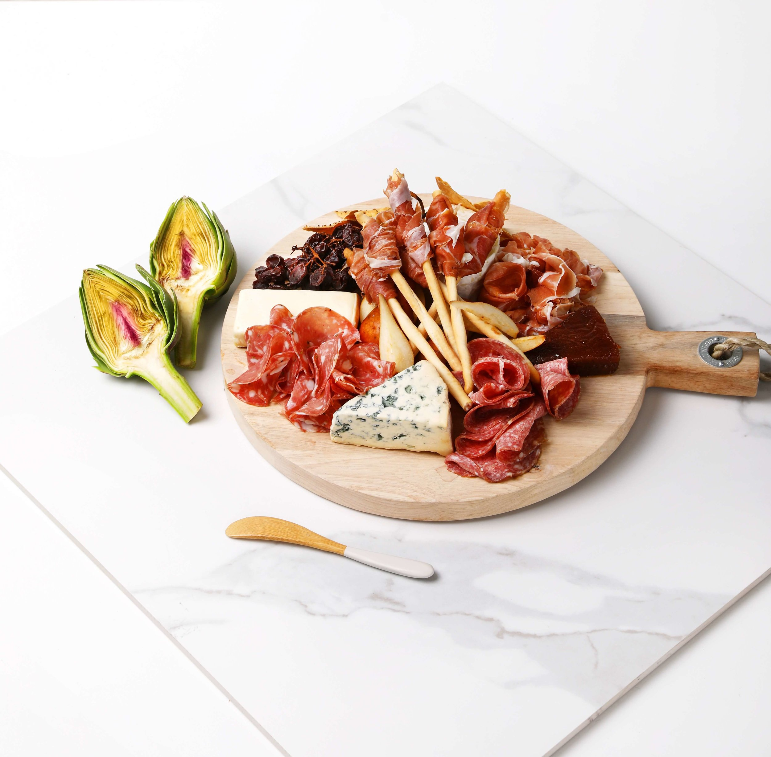 Food By Annabel - Content Creation Antipasto Platter