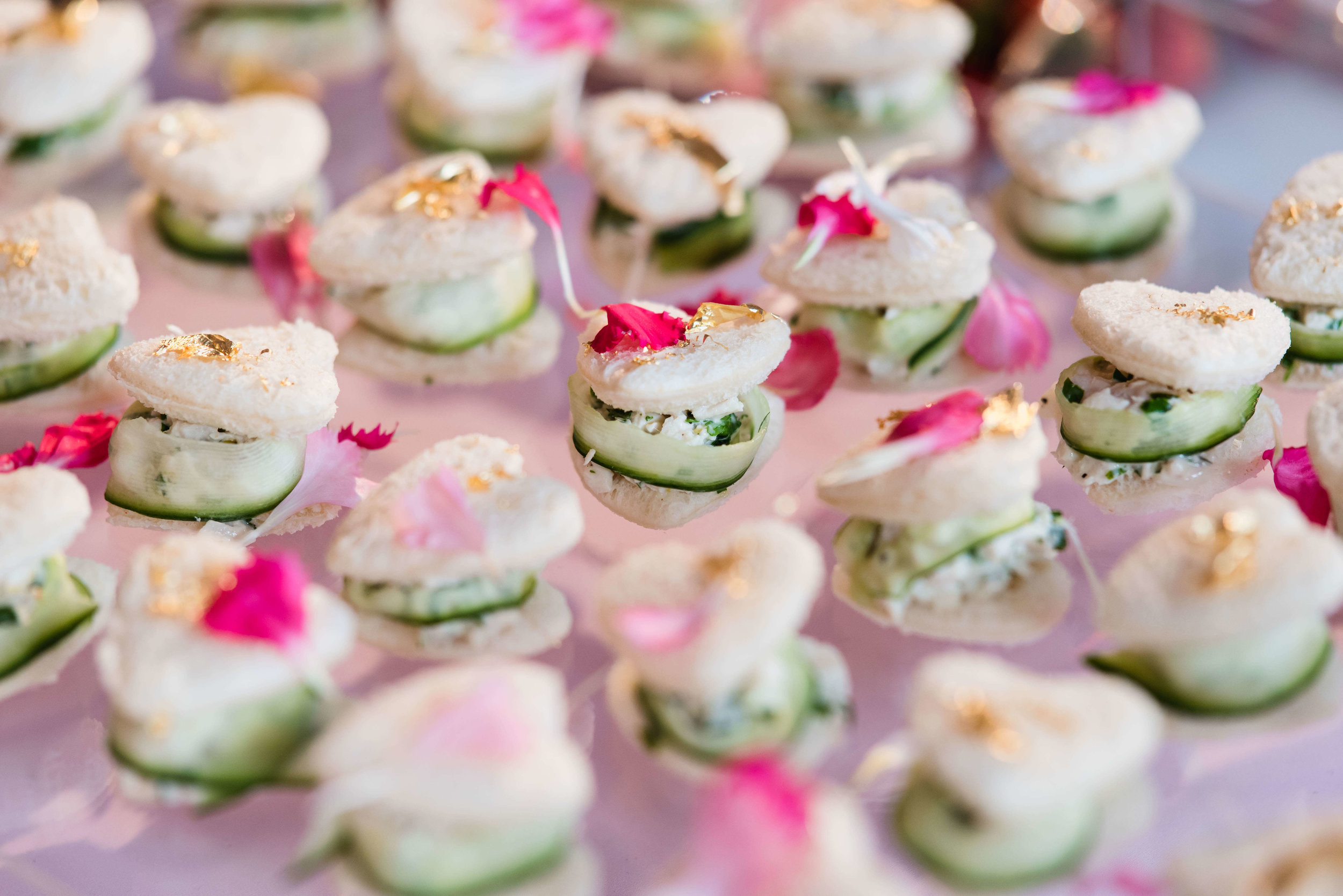 Food By Annabel - Food Consultant - Launches - PARTY WITH LENZO Sandwiches