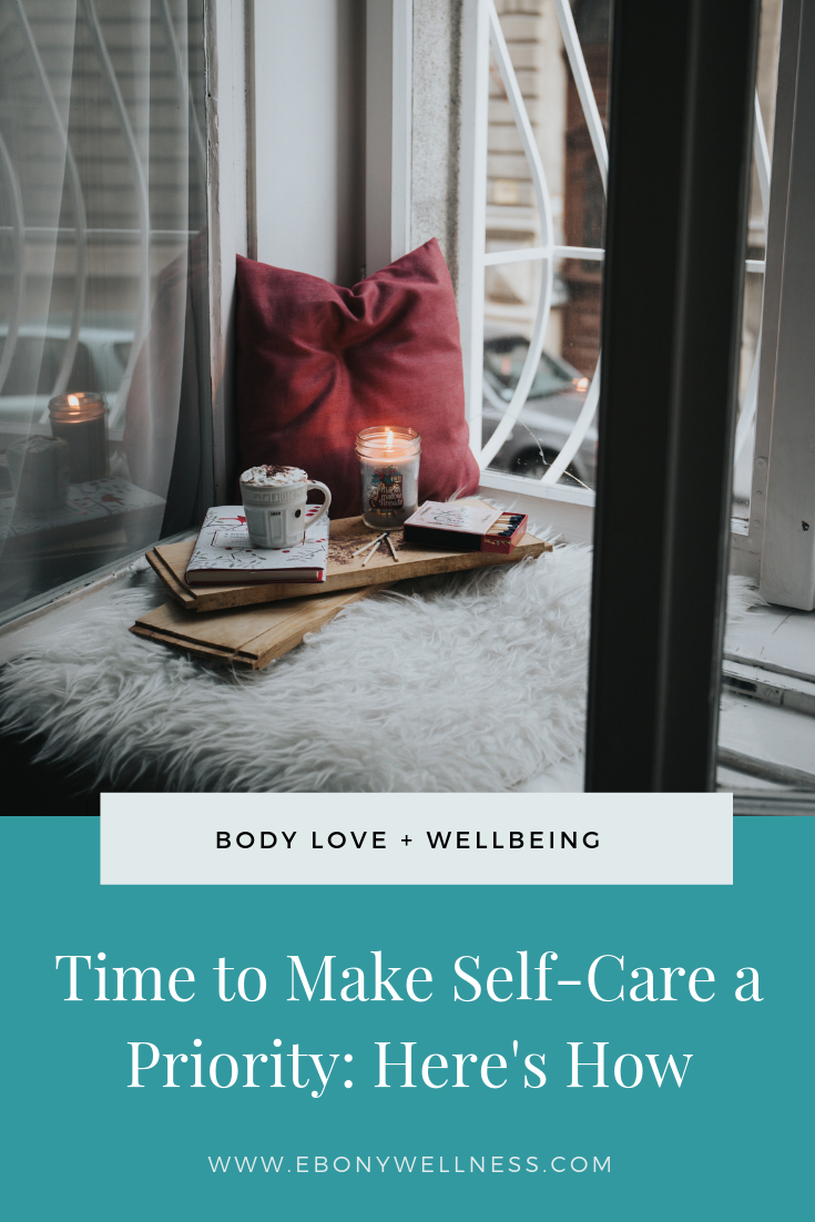 There's a common belief to do for others first and to do for yourself last. While this belief is certainly encouraging you to be positive and helpful to those around you, you also deserve self-care, and it's a priority! Self-care isn't selfish - it's one of the most important things you can do to keep yourself healthier and happier than you've ever been. Follow these tips to get yourself started in the right direction to a happier life.