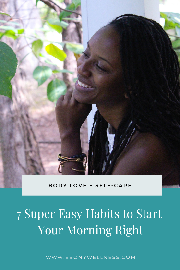 Your morning sets the tone for the rest of your day, so you need to start your day right to not just to get by, but to conquer the rest of your day. Learn 7 Super Easy Habits to Start Your Morning Right!