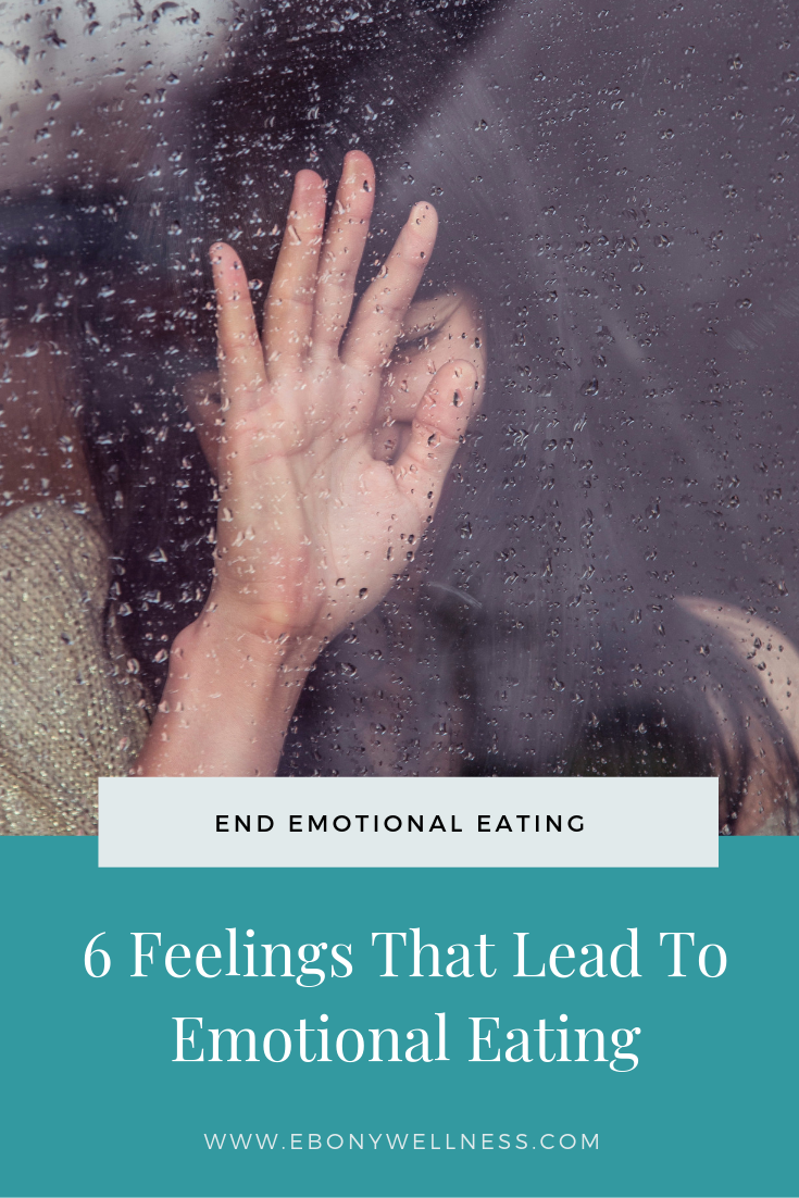 Learn 6 Feelings That Lead To Emotional Eating, and healthy coping skills that offer permanent and truly effective solutions that will serve you for life.