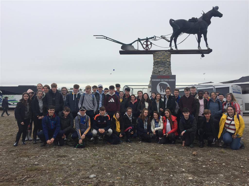 TY Students at National Ploughing Match.jpeg