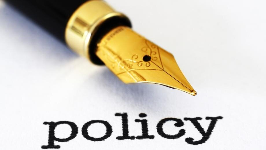 Dignity at work policy -
