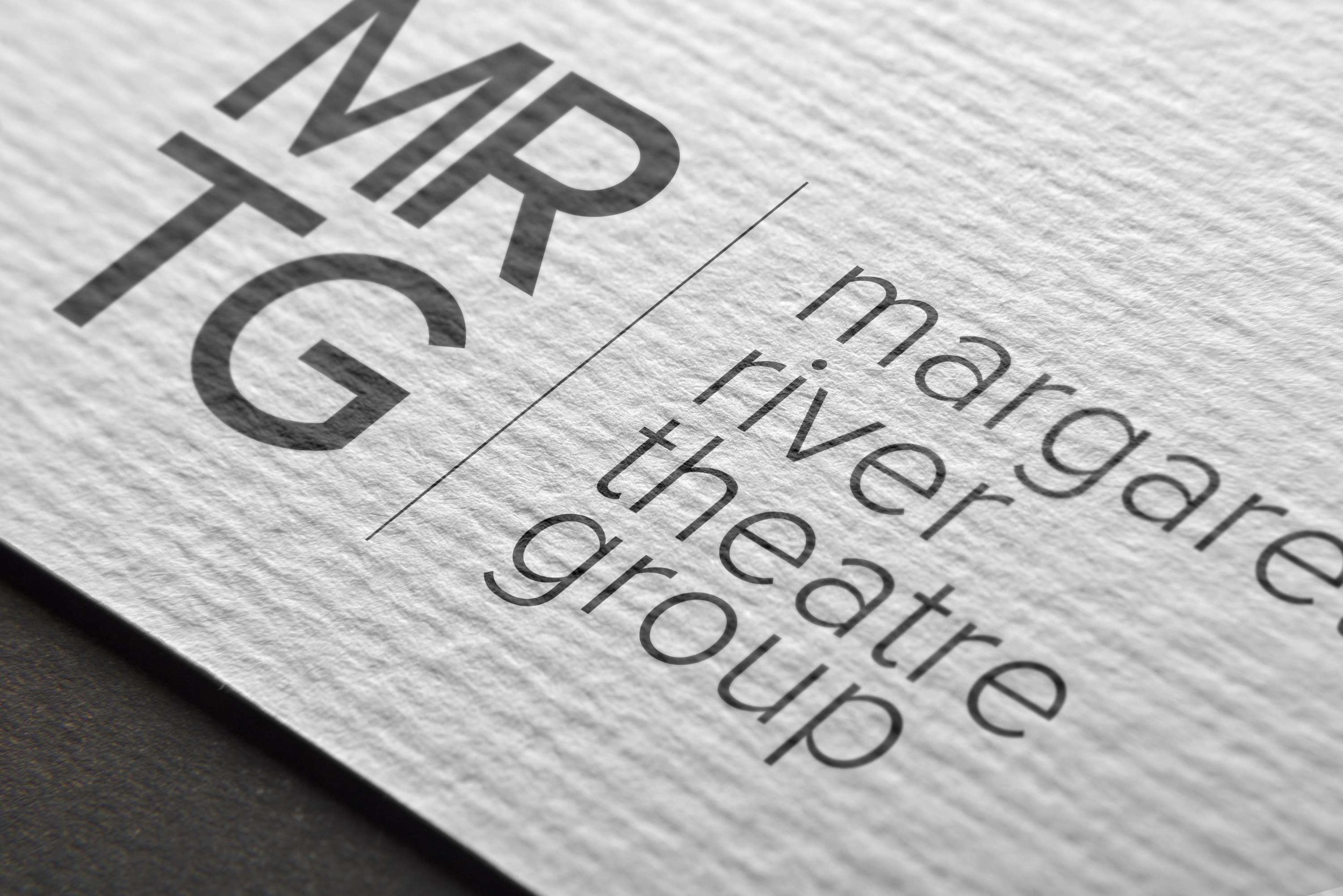 "Margaret River Theatre Group - ""Jeremy assisted the Margaret River Theatre Group with redesigning their logo. He was easy to talk to, professional and thorough. He is very customer focused and is clearly passionate about what he does. We would definitely use his services again."" - Rebecca Simmonds"