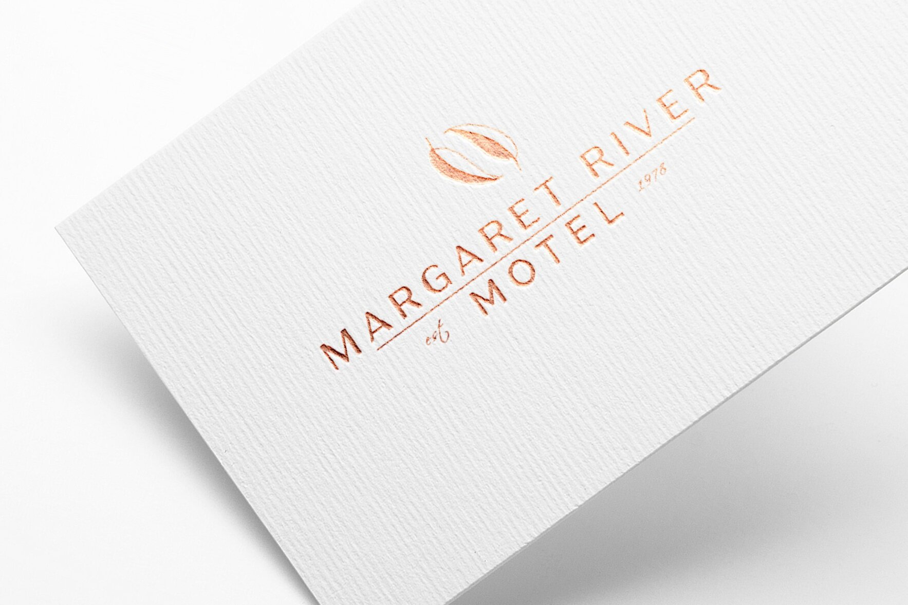 "Margaret River Motel - ""Jeremy worked on a project for us in which he created a new logo & rebranded our motel (to be launched later this year). Throughout our working relationship, Jeremy has remained consistently friendly, professional & extremely efficient. On this project, he worked within the scope of our brief, well within deadlines & exceeded our expectations with the final result."" - Donna Hawkins"