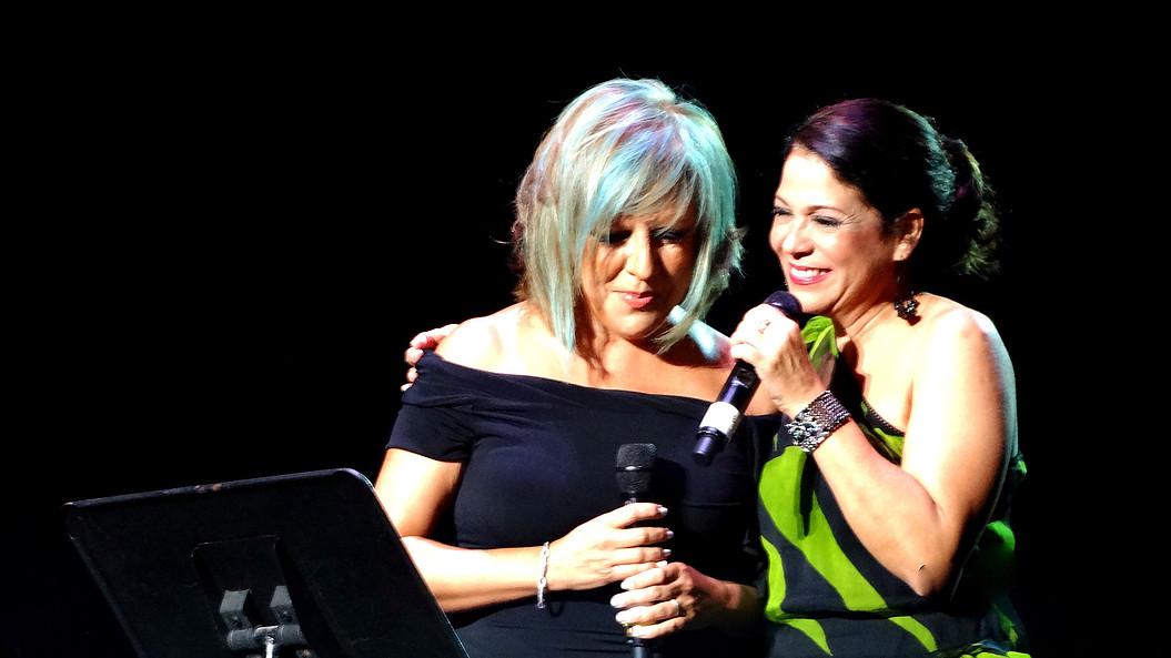 Albita and Ivette Cepeda