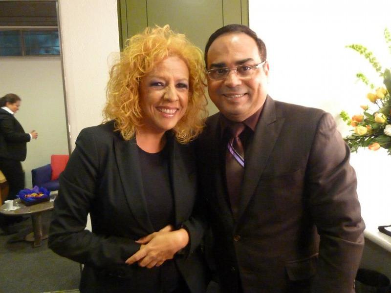 Albita and Gilberto Santarosa