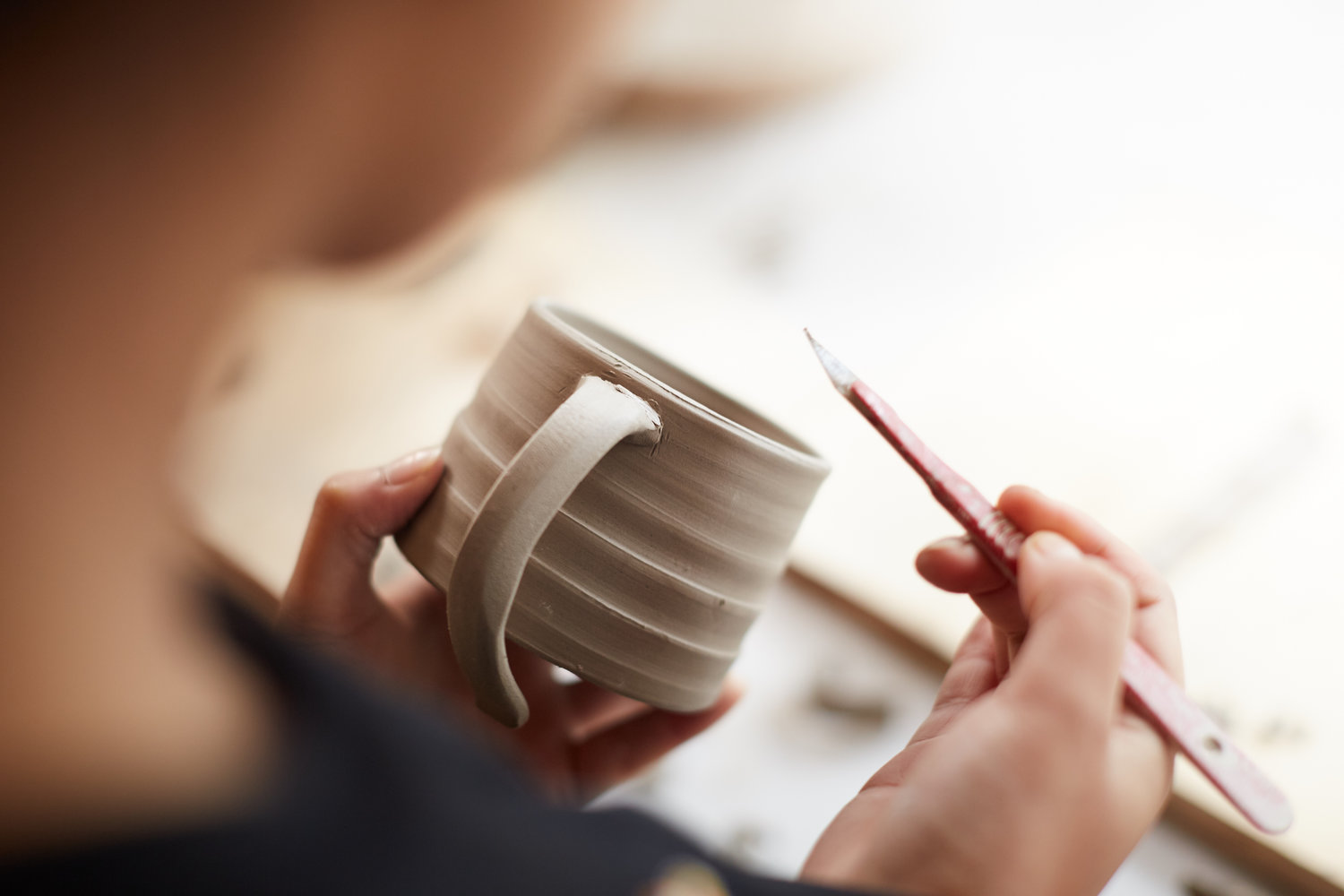 STANDARD POTTERY: MAKE A MUG - Thursday 12th September, 6-8.30pmEver wanted to make your own mug? Look no further than this session with Standard Pottery.